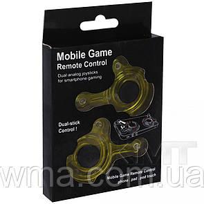 Игровые кнопки для телефона.