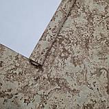 Обои Марина 2 4512-12 винил горячего тиснения,ширина 1.06,в рулоне 5 полос по 3 метра., фото 2