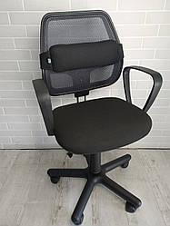 Подушка під спину EKKOSEAT для офісного та комп'ютерного крісла. Ортопедична