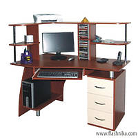 Компьютерный стол Ника Галатея 1300х800х1400
