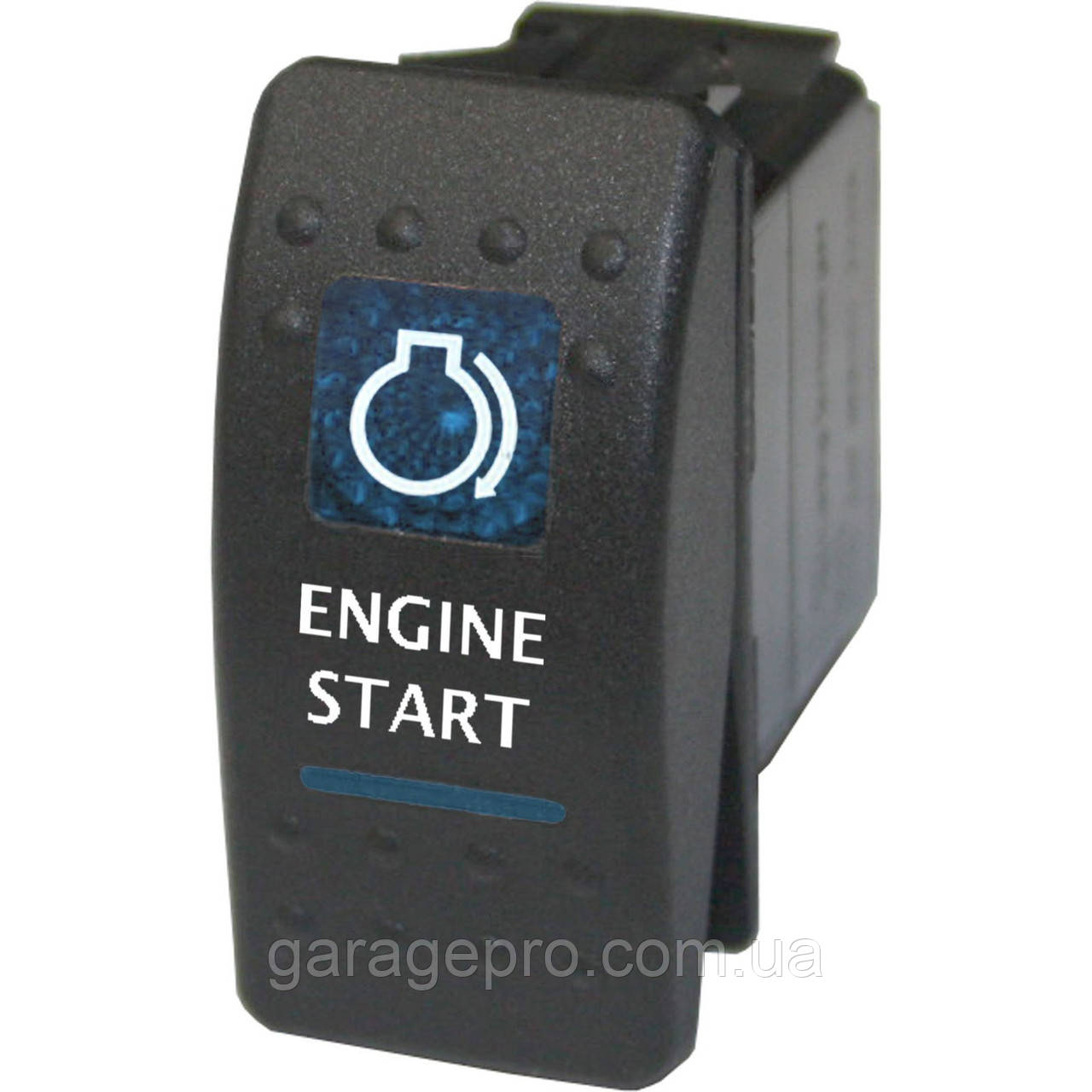 Тумблер для запуска двигателя Engine Start (тип A)