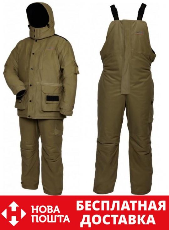 Зимний костюм для охоты Norfin Hunting Wild Green (-30°)