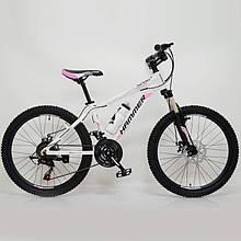 """Горный велосипед Hammer S200 24"""" (aluminium)"""
