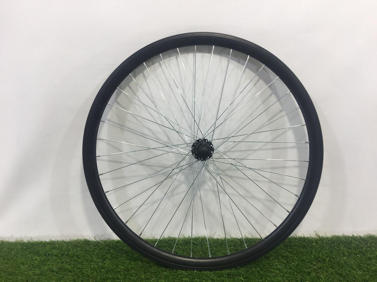 Колесо переднее 26 с двойным ободом под диск