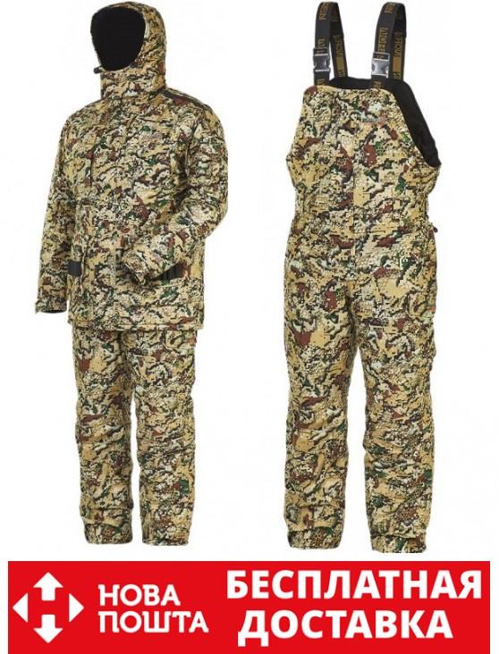 Зимовий костюм для полювання Norfin Hunting TRAPPER WIND 714101-S