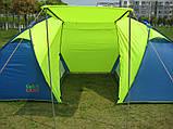 Палатка шестиместная GreenCamp 1002, фото 5