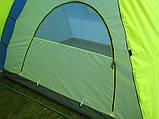 Палатка шестиместная GreenCamp 1002, фото 9