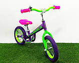 "Детский беговел Crosser Balance bike NEW 12"", фото 2"