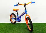 "Детский беговел Crosser Balance bike NEW 12"", фото 3"