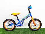 "Детский беговел Crosser Balance bike NEW 12"", фото 4"