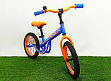 "Детский беговел Crosser Balance bike NEW 12"", фото 6"
