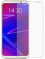 Гидрогелевая защитная пленка на Meizu 16X на весь экран прозрачная