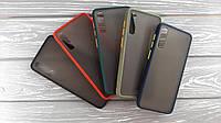 TPU чехол MATT для Samsung Galaxy A30s