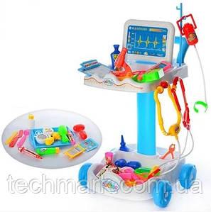 """Набор игровой Детский""""Доктор"""" 606-1 с набором инструментов"""