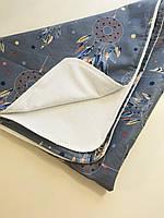 Непромокаемая пеленка детская для новорождённых(75*85см)