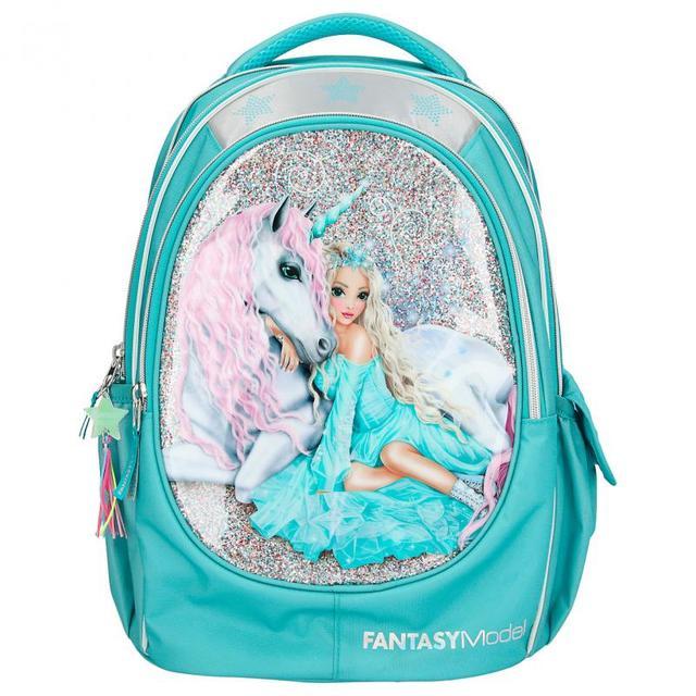 TOP Model рюкзак шкільний ICEFRIENDS (ТОП Модел школьный рюкзак для девочки FANTASY Model 11186)