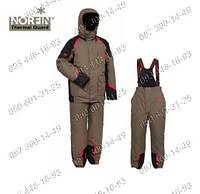 Зимний костюм Norfin Thermal Guard New до -20°С Размеры: M, L, XL, XXL, XXXL Рыбацкий зимний костюм