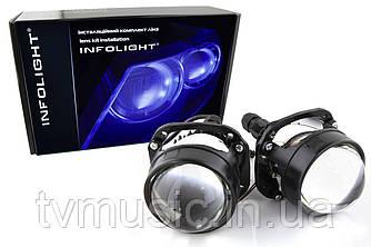 LED линзы Infolight G10 BI-LED