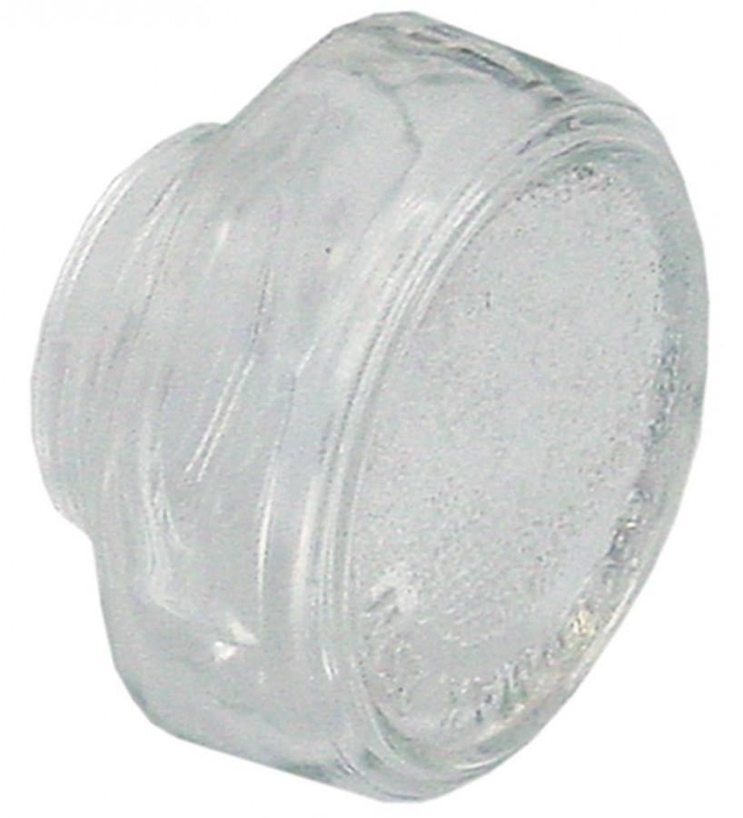 Плафон стеклянный (+350°C термостойкость) резьма 32мм наружный ø 58мм