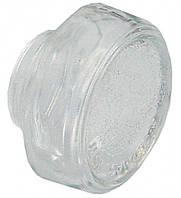 Плафон стеклянный (+350°C термостойкость) резьма 32мм наружный ø 58мм, фото 1