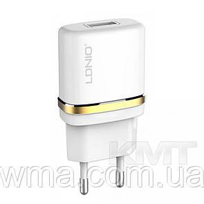 Сетевые зарядные устройства для телефонов и планшетов (Зарядное устройство к телефону) Ldnio AC50 Home Charger