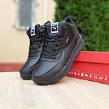 Чоловічі зимові кросівки Rider 020 чорні, фото 7