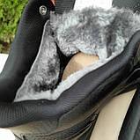 Чоловічі зимові кросівки Rider 020 чорні, фото 8