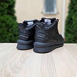 Чоловічі зимові кросівки Rider 020 чорні, фото 9