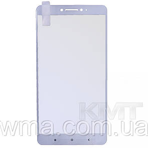 Защитное Стекло Full Cover Half Glue — Xiaomi Mi Max — White