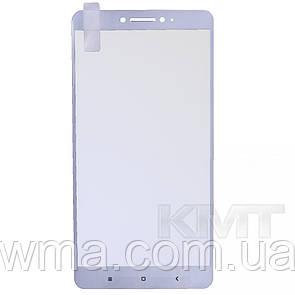 Защитное Стекло Full Cover Half Glue — Xiaomi Mi Max 2 — White