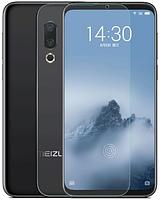 Гидрогелевая защитная пленка на Meizu 16 Plus на весь экран прозрачная