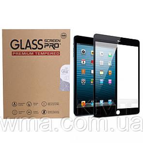 Защитное Стекло 10D — iPad 2 , 3 , 4  — Black