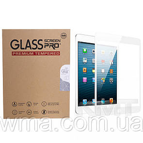 Защитное Стекло 10D — iPad Mini 4  — White