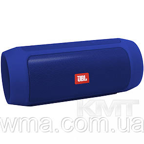 JBL Charge 2+ (B) Bluetooth Speaker  — Blue