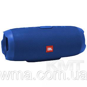 JBL Charge 3 / 3+ (B) Bluetooth Speaker  — Blue