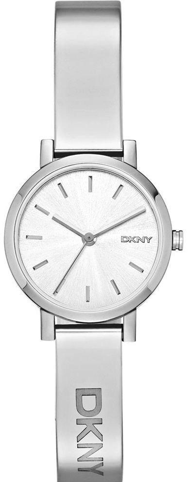 Часы наручные женские DKNY NY2306 кварцевые, сталь, серебристые, США