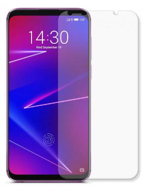 Гидрогелевая защитная пленка на Meizu 16 на весь экран прозрачная