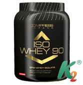 COMPRESS ISO WHEY 90 1000g шоколад