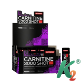 CARNITINE 3000 Shot 20x60 ml клубника