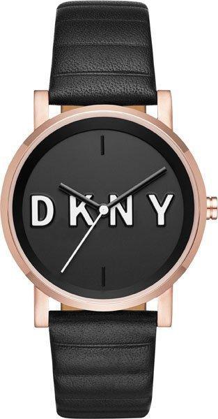 Часы наручные женские DKNY NY2633 кварцевые, ремешок из кожи, США УЦЕНКА