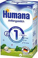 Молочная сухая смесь Humana 1 600 г Германия 78250