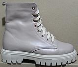 Ботинки зимние для девочки от производителя модель ДЖ6020, фото 4