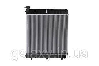 Радиатор MERCEDES 207-410 охлаждения двигателя