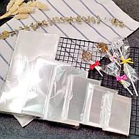 Пакеты для пряников, печенья 100х200 мм (100 шт.) полипропиленовые
