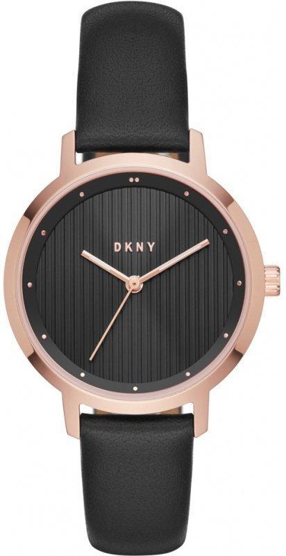 Часы наручные женские DKNY  NY2641 кварцевые, кожаный ремешок, США
