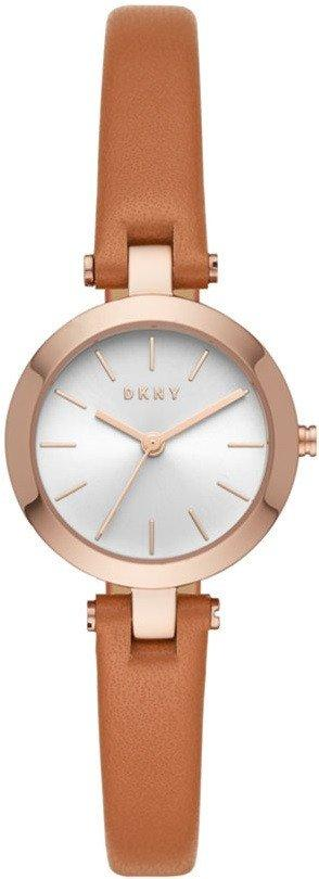 Часы наручные женские DKNY NY2865 кварцевые, кожаный ремешок, США