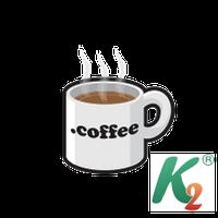 Регистрация домена coffee