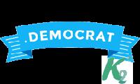 Регистрация домена democrat
