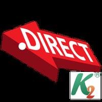 Регистрация домена direct