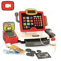 Детский игрушечный кассовый аппарат Bambi 35578